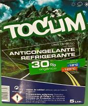 TOCLIM B16501V - LAVAPARABRISAS IGLU -10º 5L